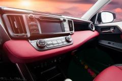 Toyota RAV4(5) bordo