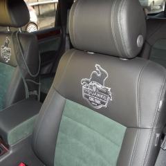 VW Toureg King Kong