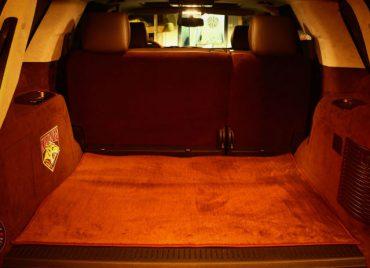 Ремонт и замена коврового покрытия